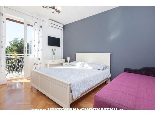 Apartm�ny Pa�ali� - Tu�epi Chorv�tsko