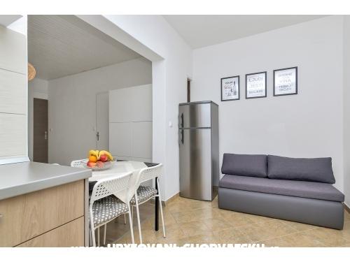 Apartmány Pink - Tučepi Chorvatsko