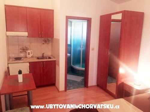 Apartmány Šimić - Tučepi Chorvátsko