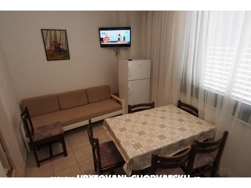 Apartmány Stipe - Tučepi Chorvatsko
