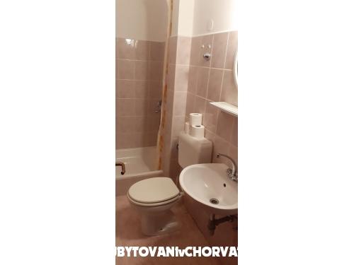 Apartmány Stipe - Tučepi Chorvátsko