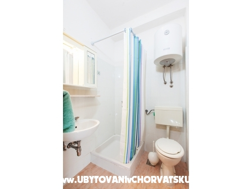 Apartmány Šućur - Tučepi Chorvatsko