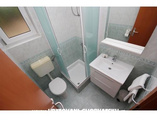 Apartmanok Sulenta - Tučepi Horvátország