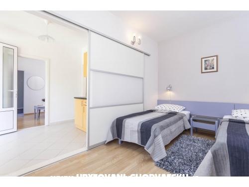 Apartmány Tonka i Ivan Čović - Tučepi Chorvatsko