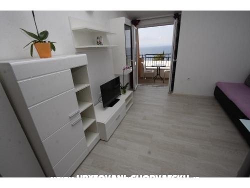 Apartmány Turić - Tučepi Chorvatsko
