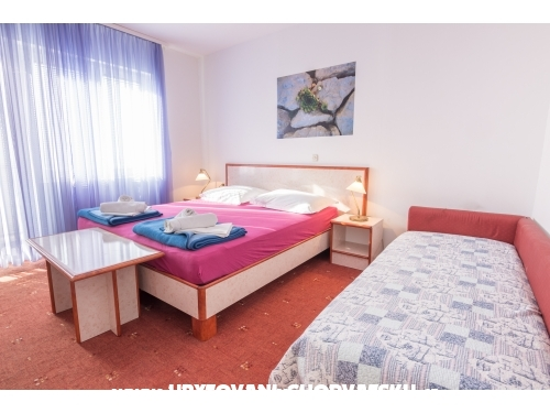 Apartmány Vanja Tučepi - Tučepi Chorvátsko