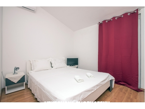 Apartmanok Villa Astrid - Tučepi Horvátország