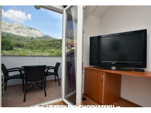 Appartements Villa Astrid - Tučepi Croatie