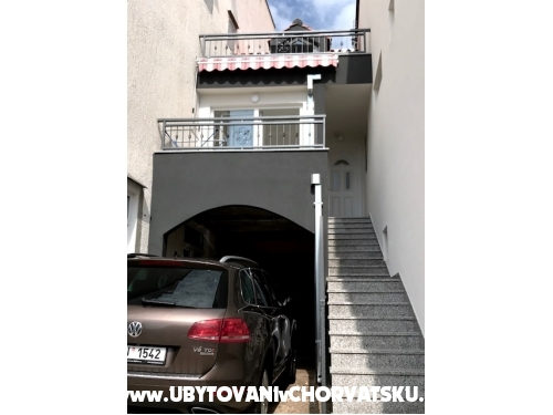 Apartmány Villa Astrid - Tučepi Chorvatsko
