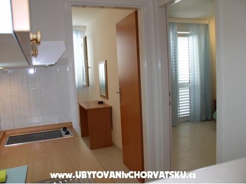 Apartmány Vinka - Tučepi Chorvátsko