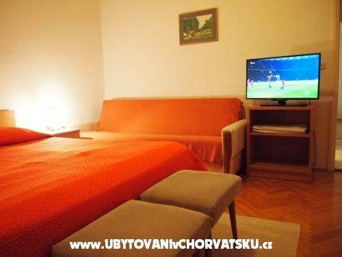 Apartmány Vinka - Tučepi Chorvatsko