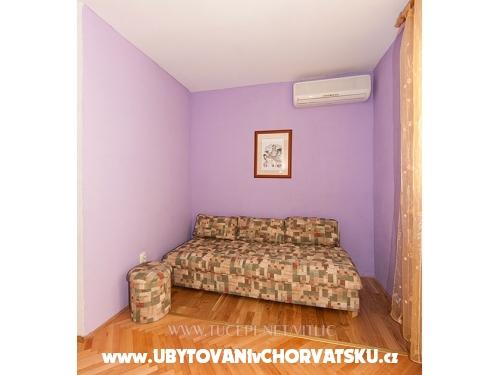 Apartmanok Vitlić - Tučepi Horvátország