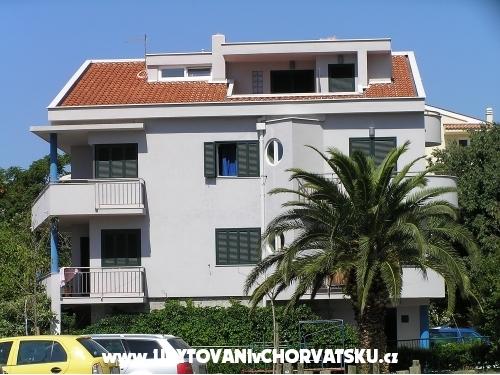 Apartmány Zdenka Čobrnić - Tučepi Chorvátsko