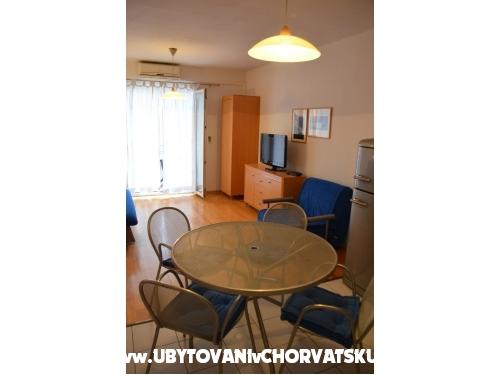 Apartmány Zdenka Čobrnić - Tučepi Chorvatsko