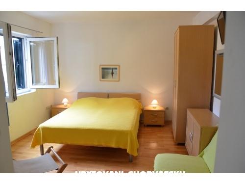 Apartm�ny Zdenka �obrni� - Tu�epi Chorv�tsko