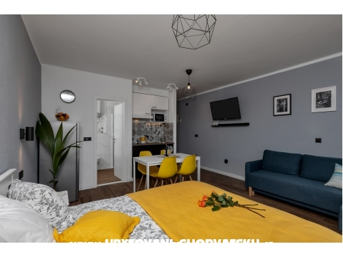 IKO Apartmány Beach - Tučepi Chorvátsko