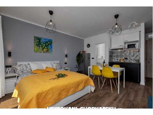 апартаменты Beach Slatina - Tu�epi Хорватия