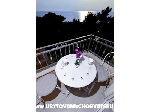 Apartmanok Antonela - Tučepi Horvátország