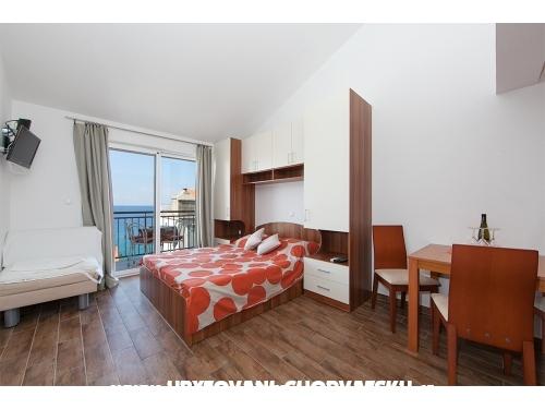 Apartmány Barbara - Tučepi Chorvátsko