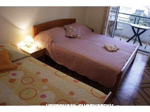 Apartmaji Ivo & Anka Cobrnic - Tučepi Hrvaška