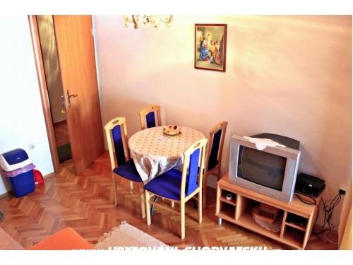 Apartmány Ivo & Anka Cobrnic - Tučepi Chorvátsko