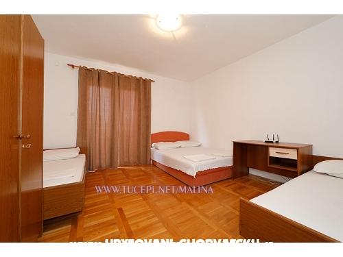 Apartmaji Malina i Krsto - Tučepi Hrvaška