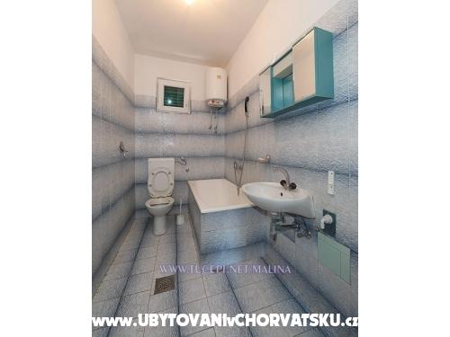 Appartements Malina i Krsto - Tučepi Croatie