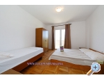 Apartmány Malina i Krsto - Tučepi Chorvatsko