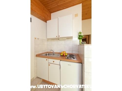 Apartmány Luketina - Tučepi Chorvátsko