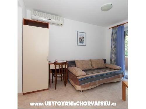 Apartmanok Luketina - Tučepi Horvátország