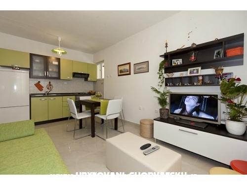 Apartmány Maja Sevelj - Tučepi Chorvátsko