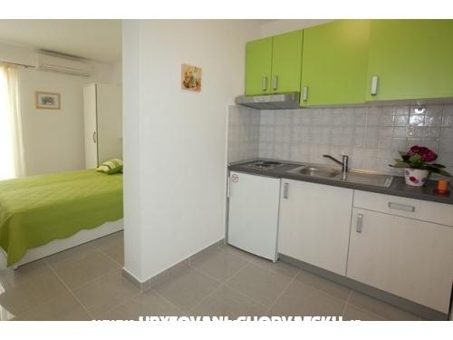 Apartm�ny Maja Sevelj - Tu�epi Chorv�tsko
