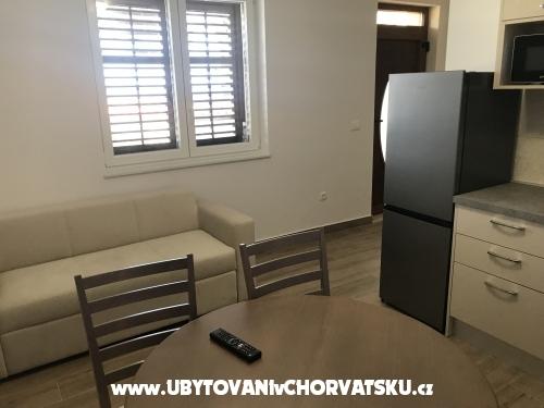 Apartmány Marija Saric - Tučepi Chorvátsko