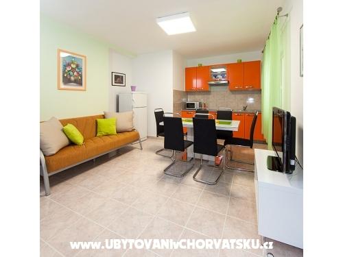 Apartmány Matić - Tučepi Chorvatsko