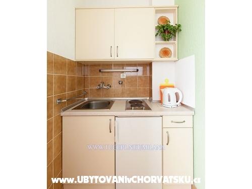 Apartmány Milana - Tučepi Chorvatsko