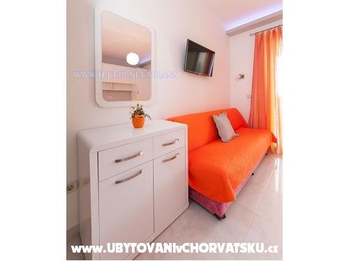Apartmanok Milana - Tučepi Horvátország