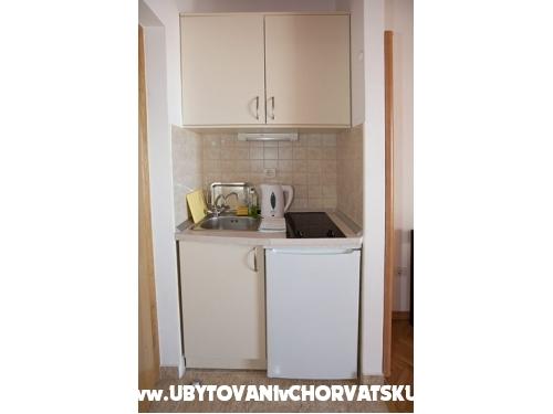 Apartmány Milana - Tučepi Chorvátsko