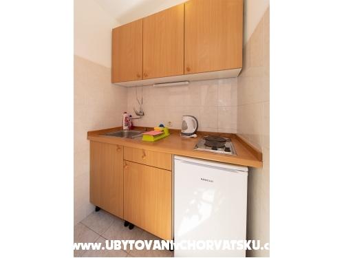 Apartmány Nada - Tučepi Chorvatsko