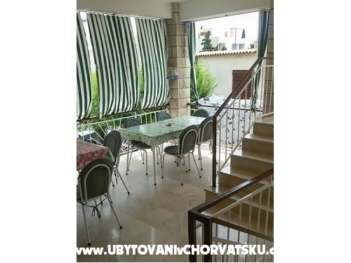 Apartmány Nada - Tučepi Chorvátsko