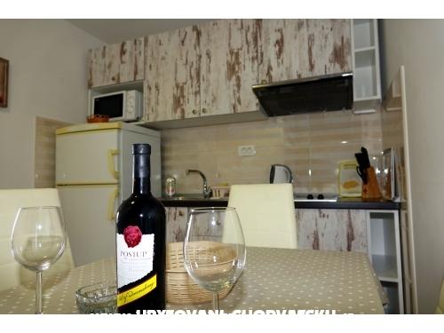 апартаменты Nevenka i Josko - Tu�epi Хорватия
