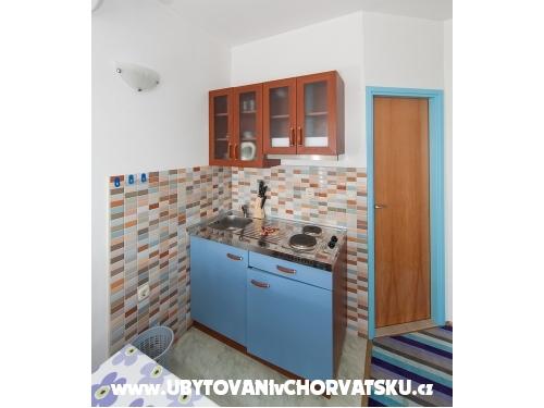 Apartmány Ozrenka - Tučepi Chorvatsko
