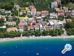 Apartmani Ozrenka - Tučepi Hrvatska