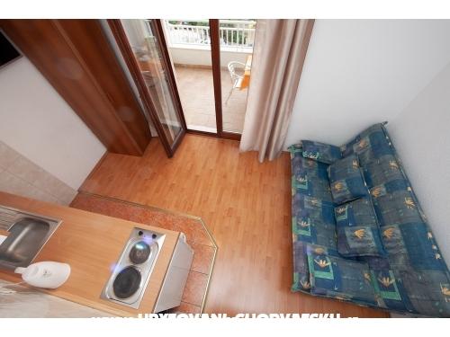 Apartmány Stipe Bušelić - Tučepi Chorvátsko