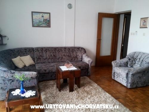 Apartmány Zovko - Tučepi Chorvátsko