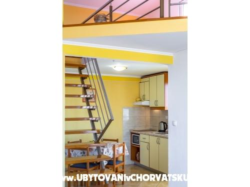 App Dragicevic -Villa Rossa 2 - Tučepi Horvátország