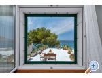 Beachfront Appartement NIVES - Tučepi Kroatien