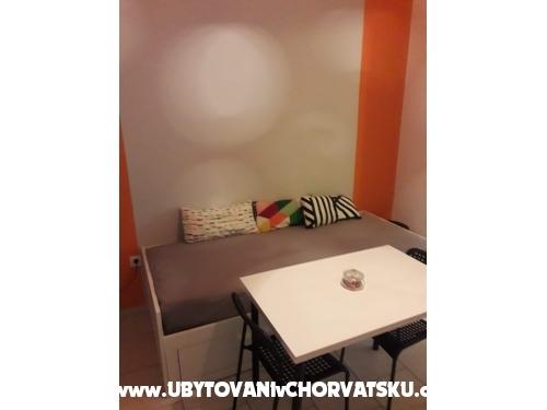 Apartmány Čović - Tučepi Chorvátsko