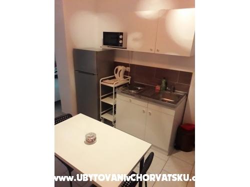Apartmány Čović - Tučepi Chorvatsko