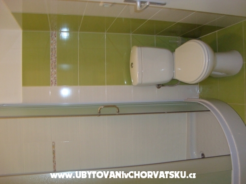 Appartements Čović - Tučepi Kroatien