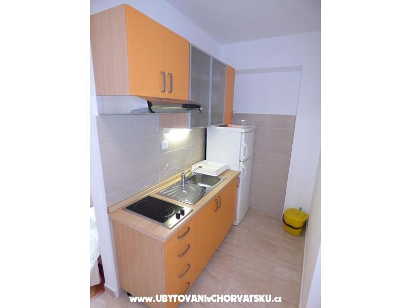 Apartm�ny Dalija - Tu�epi Chorv�tsko